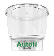 Autofil® Vacuum Filtration System, Upper Cup ONLY, 500mL, .22 µm PES, STERILE, 24/CS