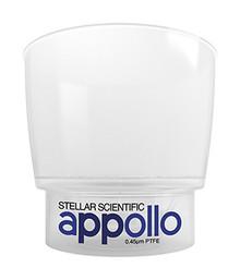 appollo™ 500mL Funnel Assembly, 0.45µm High Flow PTFE Membrane, 12/CS