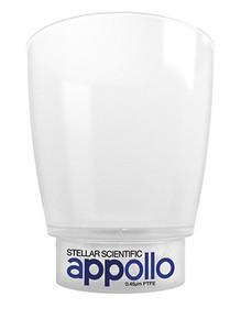 appollo™ 1000mL Funnel Assembly, 0.45µm High Flow PTFE Membrane, 12/CS