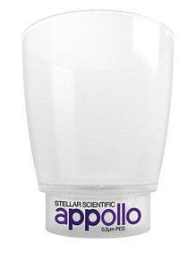 appollo™ 1000mL Funnel Assembly, 0.2µm High Flow PES Membrane, 12/CS
