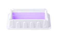 100mL Polystyrene reagent reservoirs designed to reduce and recycle expensive PCR assay and other assay reagents