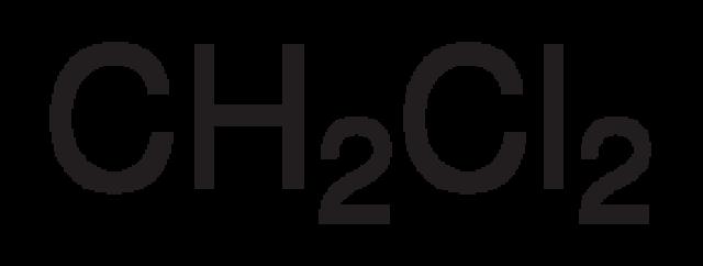 Dichloromethane, ACS grade, Glass Bottle, 4L