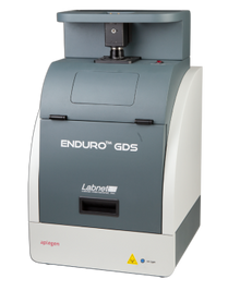 Labnet Enduro GDS Gel Documentation System all in one transilluminator and camera. Ready to use in five minutes from unpacking.