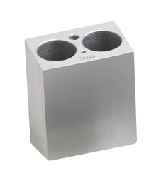 Dry Bath Block BSH100-500 for Benchmark Scientific MyBlock Mini - Block for 2 x 50ml tubes