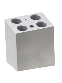 Dry Bath Block BSH100-150 for Benchmark Scientific MyBlock Mini - Block for 4 x 15ml tubes