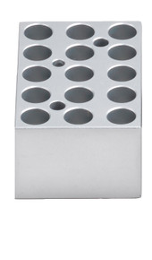 Dry Bath Block BSH100-1520  for Benchmark Scientific MyBlock Mini  - 15 x 1.5/2.0mL tubes