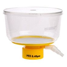 CellTreat Brand Vacuum Filtration Tops with .22 micron membrane for sterilizing lab buffers and media (CT229717)