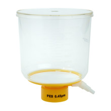 CellTreat Brand Vacuum Filtration Tops, 1000mL, with 0.45 micron membrane CT229714