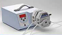 Major Science Dual Head Digital Peristaltic Pump, 100W, 5 - 600 rpm/ 1rpm pump speed