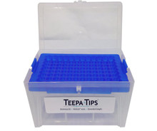 Teepa™ Tips - Empty boxes for 1250uL tips - 20/CS