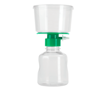 Vacuum filtration unit - 250mL, PES with .22um filter, sterile, individually wrapped, 12/CS