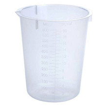 Celltreat 230517 600mL graduated lab beaker