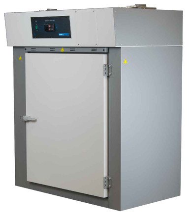 Shel Lab High Performance Forced Air Laboratory Oven (SMO10HP-2), 10 Cu Ft, 230V - Shown with closed door