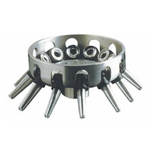 Swing out  (90°) Centrifuge Rotor for 12 x 1.5/2.0mL Micro Tubes for Hermle  Z216-M ONLY. Also compatible with 1ml HLA tube