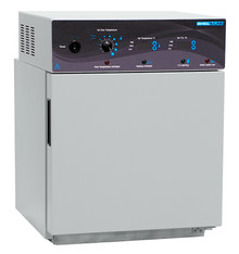 Shel Lab SCOW2 Benchtop CO2 Water Jacket Incubator for Cell and Tissue Culture. Easy to use microprocessor controls. Shown here with door closed
