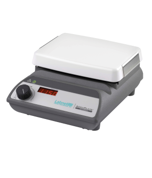 Labnet AccuPlate™ D0420 Digital Hotplate/Stirrer with 550C Top Temperature