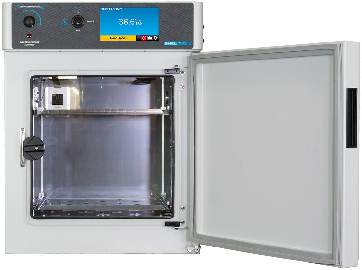 Shel Lab General Purpose Benchtop Digital Lab Incubator (SMI2), 2 cu ft