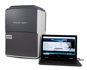 Labnet ENDURO GDS II - Second generation DNA gel documentation system requires a PC to operate. Comes with all the software you need to set up and begin imaging gels in moments.