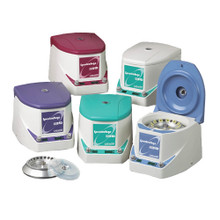 Labnet C2400 Spectrafuge 24D 24 place microcentrifuge comes in five sharp colors to liven up your lab bench. Powerful motor makes this an affordable choice for DNA and RNA prep work