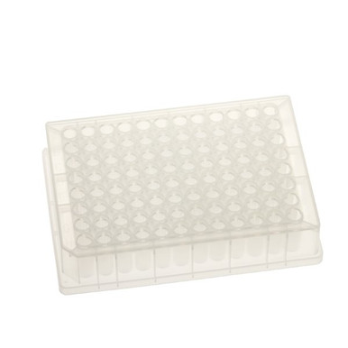 Celltreat 229570 - 96-deep-well-plate-0.5mL-v-bottom Lab Supplies - Stellar Scientific