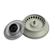 24 x 1.5mL fixed angle rotor with hermetically sealed lid for the Hermle 207 benchtop microcentrifuge Z207-2420H rotor