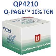 SMOBio Q-Page 10 percent 12 Well Mini Tris-Glycine Pre-Cast Gels for Western Blots QP4210 - Electrophoresis Supplies - Stellar Scientific