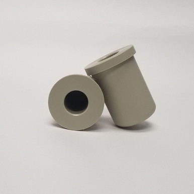 50mL Round Inserts for Hermle Z326-100H Hermetically Sealed Swing-Out Centrifuge Rotor Z306-100-A50R
