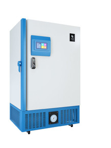 Twin Core Dual Compressor ULT Freezers by Z-SC1 For the Safest Lab Storage of Valuable Samples - DF8524 - Cryo Storage - Stellar Scientific