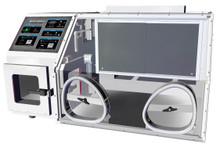 Bactron EZ 300 Petri Dish Capacity Anaerobic Chamber with Built in Incubator - Lab Equipment - Stellar Scientific