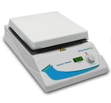 Benchmark Scientific H3770-S Digital Magnetic Stirrer With 7 Inch White Ceramic Surface and 5 Liter Stir Capacity - Lab Equipment - Stellar Scientific