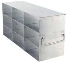 "Freezer Rack UF-333 for 3"" Cryo Freezer Boxes"