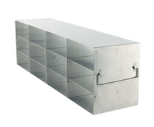 UF-432 Laboratory Freezer Rack for Twelve Cryo Boxes by Stellar Scientific