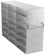 Freezer Rack UF-362 for Eighteen Cryo Boxes