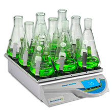 Benchmark Scientific BT3001 Orbi-Shaker Orbital Shaker for Bacterial Cultures and other Lab Applications. Now Featuring Touch Screen Control