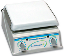 Benchmark Scientific H4000-HS Analog Hotplate Stirrer with Ceramic Surface