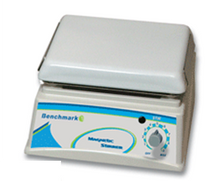 Benchmark Scientific H4000-S Analog Magnetic Stirrer With Ceramic Surface