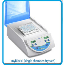 Benchmark Scientific MyBlock I shown with block