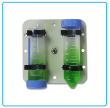 MAGic Clamp™ Tube Rack for Benchmark Scientific Shakers - holds 2 x 50ml tubes horizontally