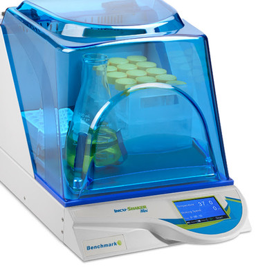 Benchmark Scientific Incushaker Mini H1001-M with Touchscreen control.