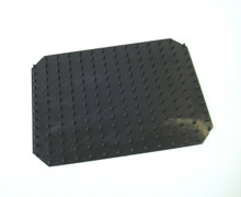 12 by 12 inch dimpled mat replacement for Benchmark shakers and rockers