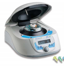 Benchmark Scientific MC-12 C1016 microcentrifuge for 12 microtubes