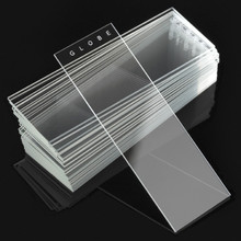 Microscope Slides, Diamond White Glass, 25 x 75mm, 90° Ground Edges, Plain, Case (1440)
