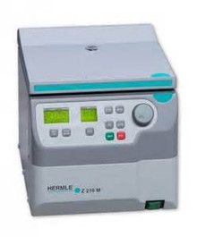 Hermle Z216M High Capacity High-Speed Benchtop Microcentrifuge