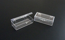 Western blot boxes for small protein gels and blots