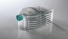 NEST Scientific 5 Layer, 870cm² Cell Culture Multi-layer Flask, Vent Cap, Tissue Culture Treated, STERILE, 1/Pk, 8/Cs