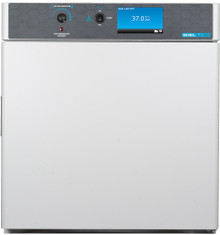 Shel Lab SMI7 (SLM722) low-profile microbiological digital incubator with touch screen control. Designed to fit underneath the typical lab bench
