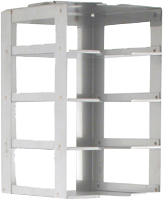 Laboratory Chest Freezer Rack CF-4-2