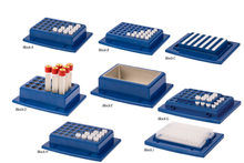 I-4000-H- Block H for 40 x 0.2mL tubes for use with the Labnet Accutherm Heating and Cooling Microtube Vortexer Incubator
