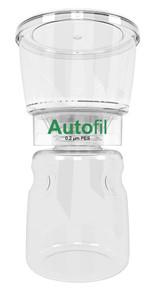 Autofil® Vacuum Filtration System, 500mL, .2 µm PES, STERILE, 12/CS