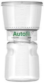 Autofil® Vacuum Filtration System, 500mL, .45 µm PES, STERILE, 12/CS